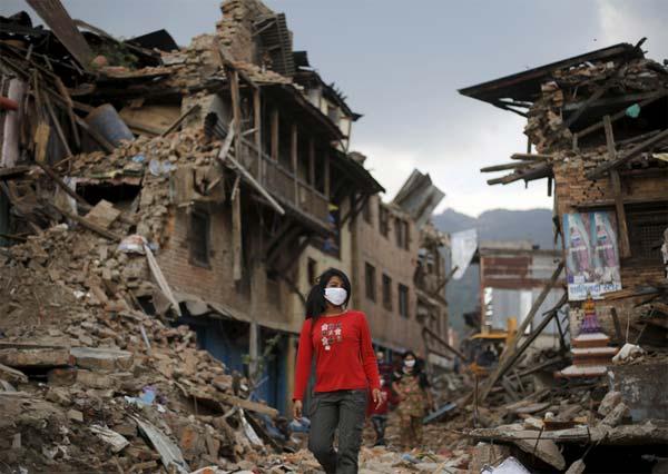 Tragicos Terremotos en América