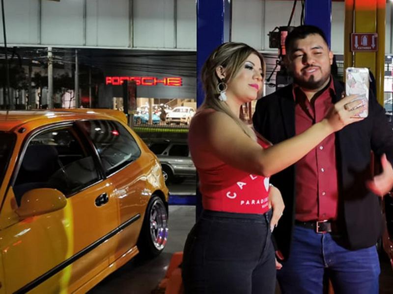 Online-GQ-Racing-TV amantes del automovilismo